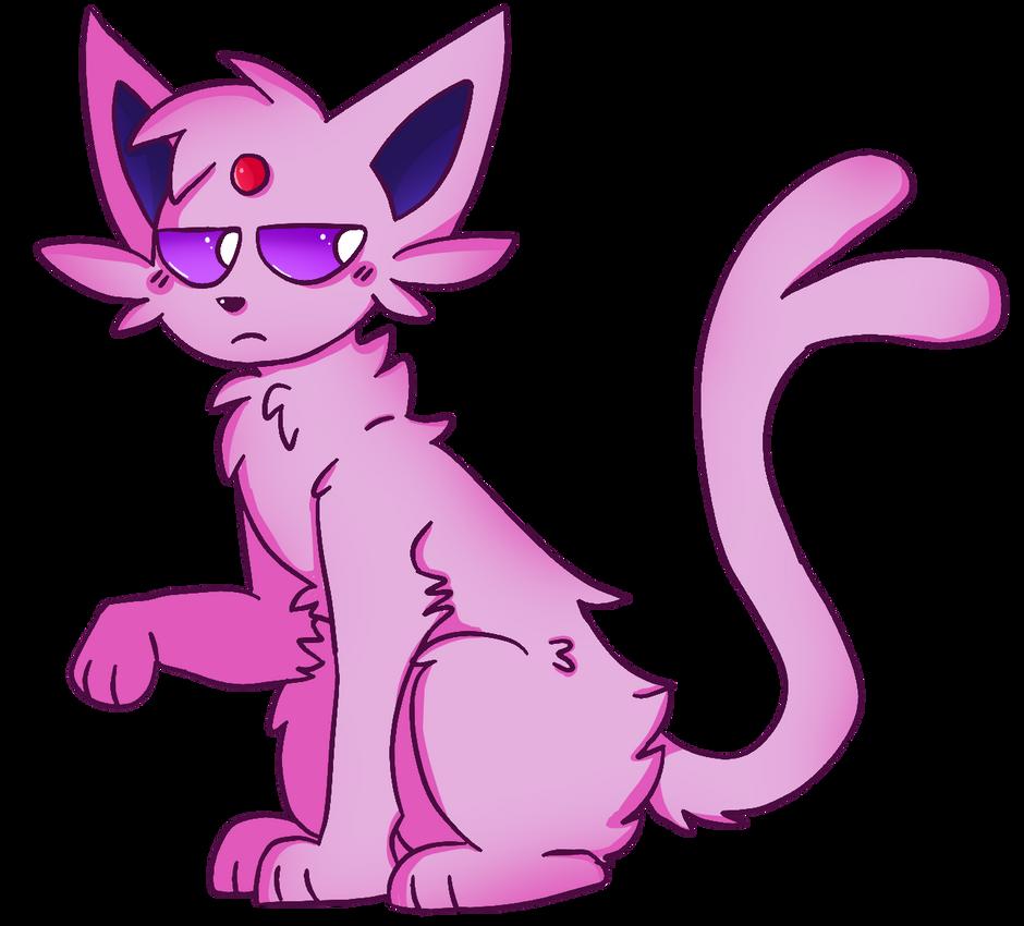 Favorite Psychic Pokemon : Espeon by Dragonqueen316AJ