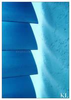 Blue on Blue by kedralynn