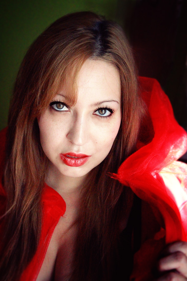 Little Red by kedralynn