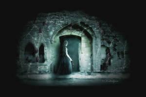 Mystic Doorway by kedralynn