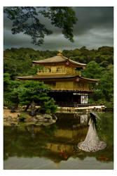 Temple Guardian by kedralynn