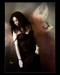 Flutterby Girl by kedralynn
