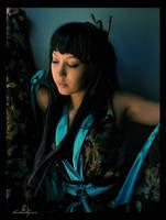 Blue Dragon by kedralynn