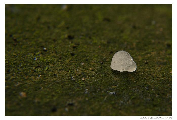 Ice Rock by kedralynn