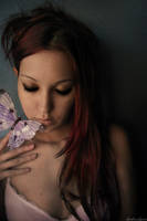 The Butterfly Whisperer by kedralynn