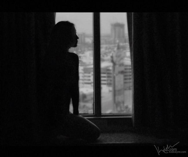 From a Distance by kedralynn