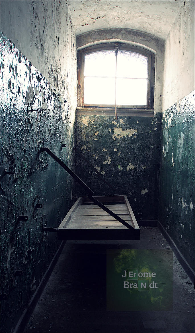 Abandoned Prison 02 - Lost Place by BLOOD4you