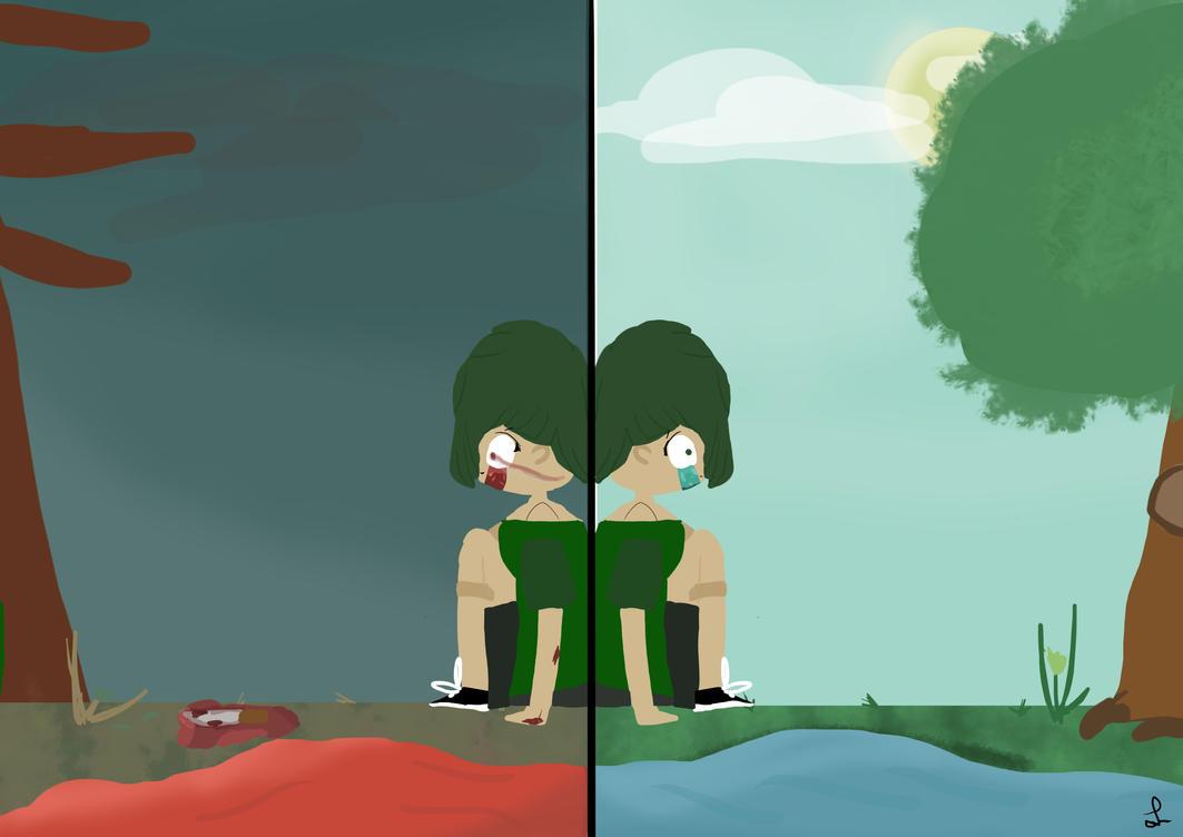 Split by EmeraldPuns