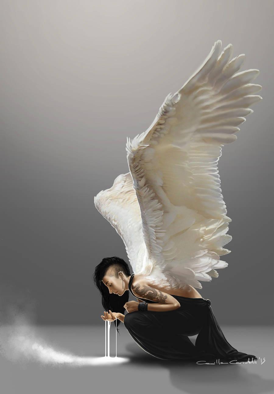 Dark Angel | Dust in the Wind by MillaMeh