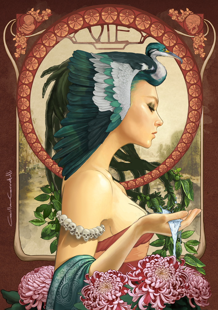 La vie - the life by MillaMeh