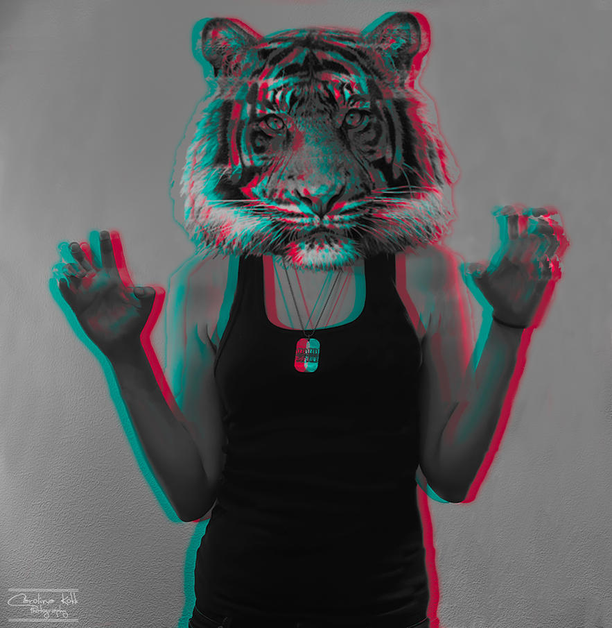 Unleash the beast by MissCarolinaK