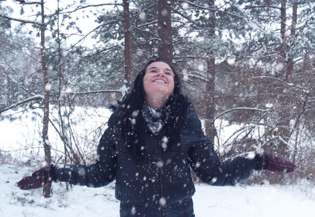 Let it snow ! by MissCarolinaK