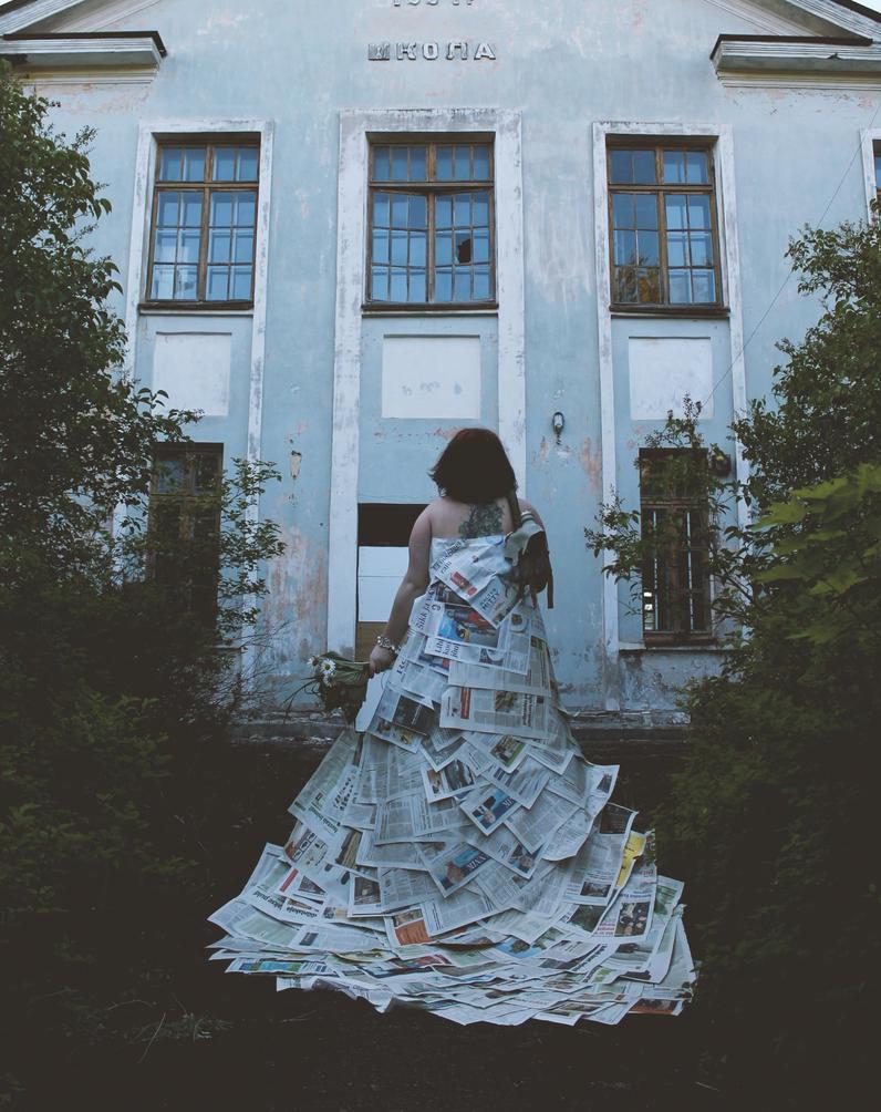 In The End by MissCarolinaK