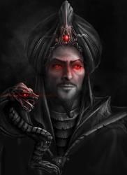 Jafar by Astartte