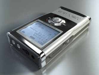 Iriver H-120 Jukebox by JetroPag