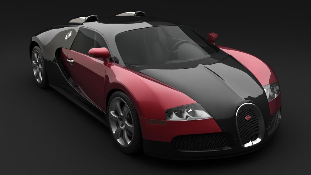 Bugatti Veyron Going Back To The Future Art Promo: Bugatti Veyron 16.4 By JetroPag On DeviantArt