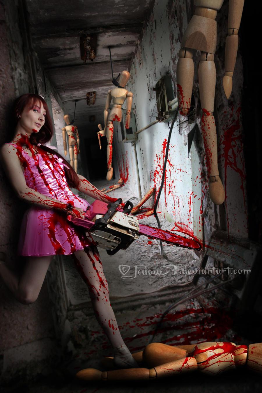 Chainsaw Killer ?