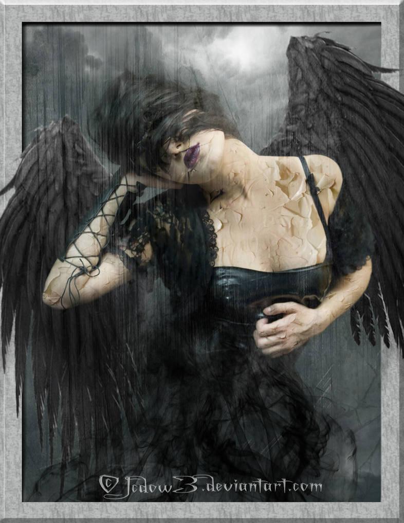 Angel by Jcdow3Arts