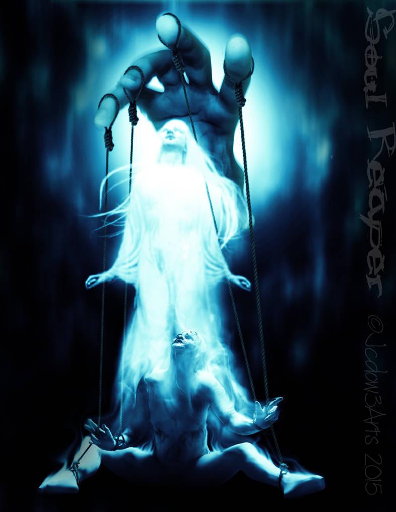 Soul Reaper by Jcdow3Arts