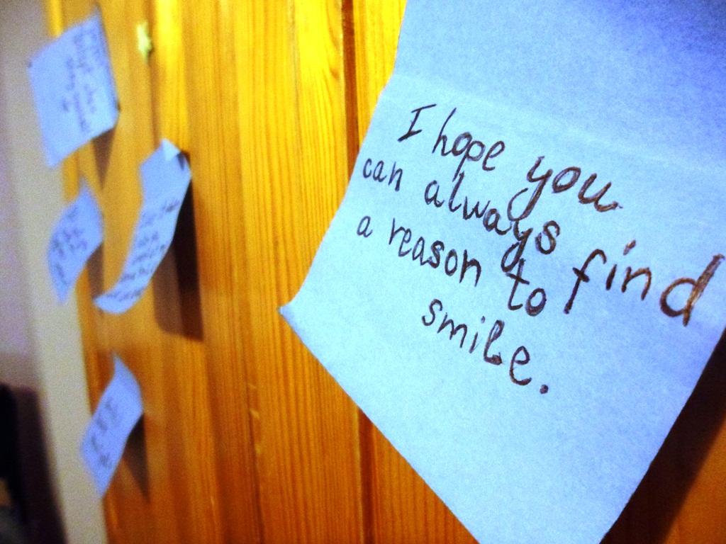 Something Positive :) by Dobbyy