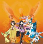 Pokemon Theory: Missing Kimono...Girls?