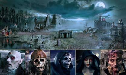 Necropolis by Jester567