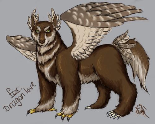 Owl-Bear-Wolf by Bone-Speaker