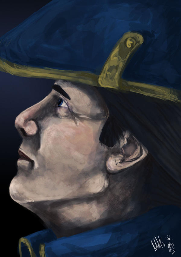 Haytham by Shadow-Moore