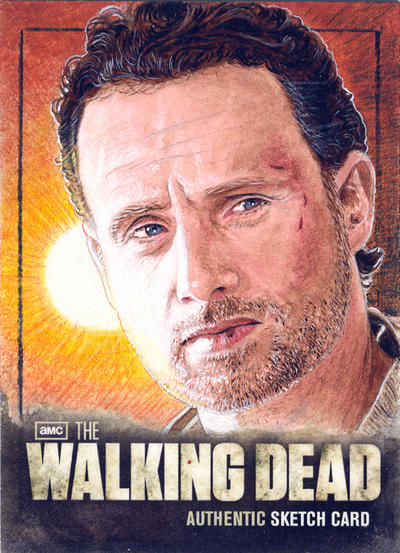 Walking Dead Rick Grimes by DBergren