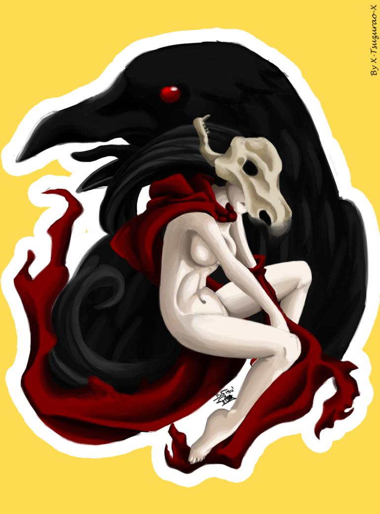 La galerie de Tsu' Art_trade___faust_nebel_s_skull_girl_by_x_tsuzurao_x-d5l7fg7