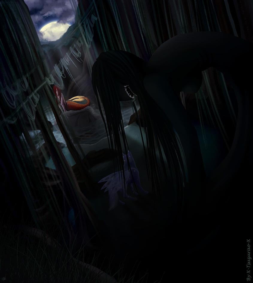 Halloween 2014 - Concours sur Gothicat by x-Tsuzurao-x