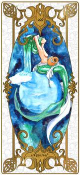 Zodiac set - Aquarius