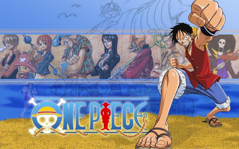 The Crew of One Piece by KaylaHawK