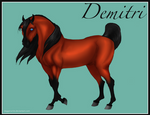 Demitri - for animalcracker919