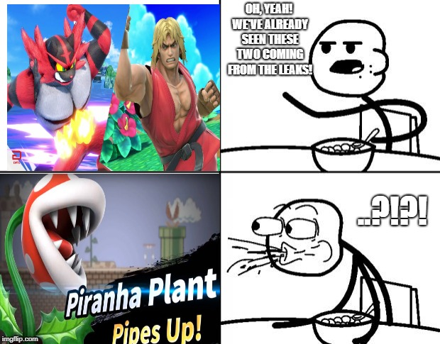 Super Smash Bros Ultimate 11 1 Direct Meme By