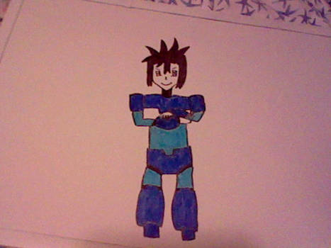 [Request #4] Will As Megaman X