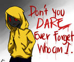 Don't forget my name