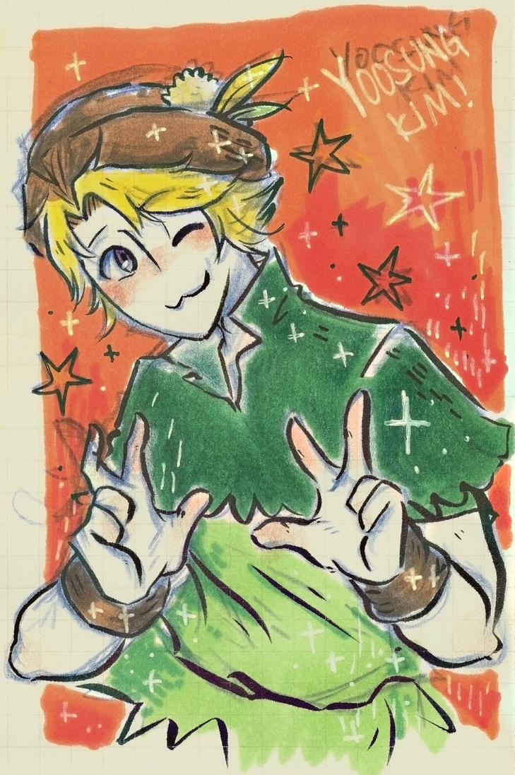 mm mystic halloween yoosung kim by servantofpsychotic