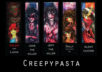 Creepypasta collection 1