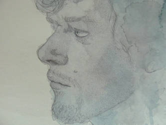 Theon Greyjoy - Detail by BarbarvorAnna
