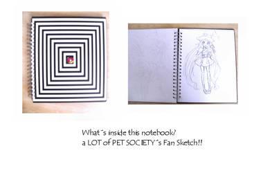 My sketchbook note by misstoffu