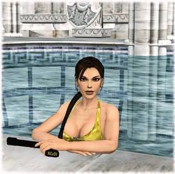 Lara's pool