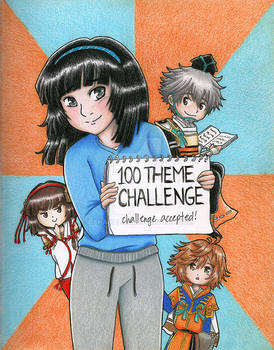 001. Introduction (100 Theme Challenge)