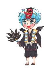Ai-kon Winterfest Mini Art Contest 2017 - Youkai