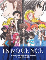 Innocence Cover Contest Entry