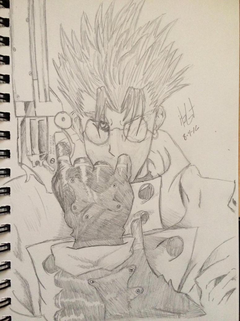 Vash The Stampede by itzGamingTime