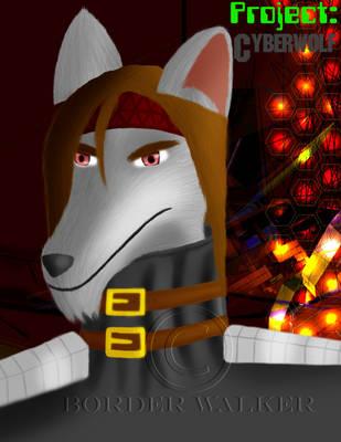 Cyberwolf by Border-Walker