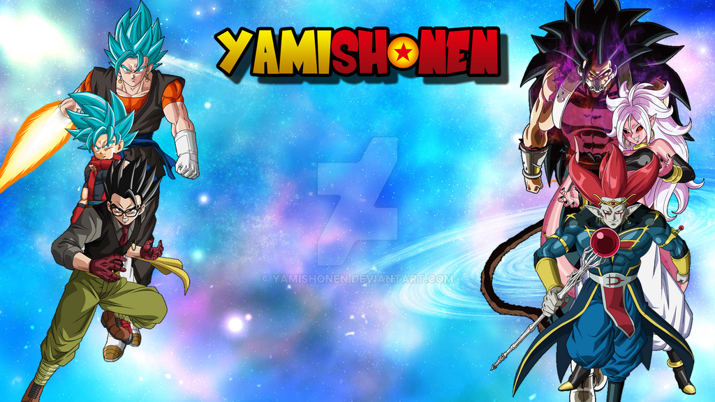 Super Dragon Ball Heroes Universe Mission 3 Bg By Yamishonen On