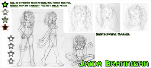 .jaida.sheet. by xailachan