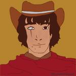 Adric cowboy by Thriller-Killer13